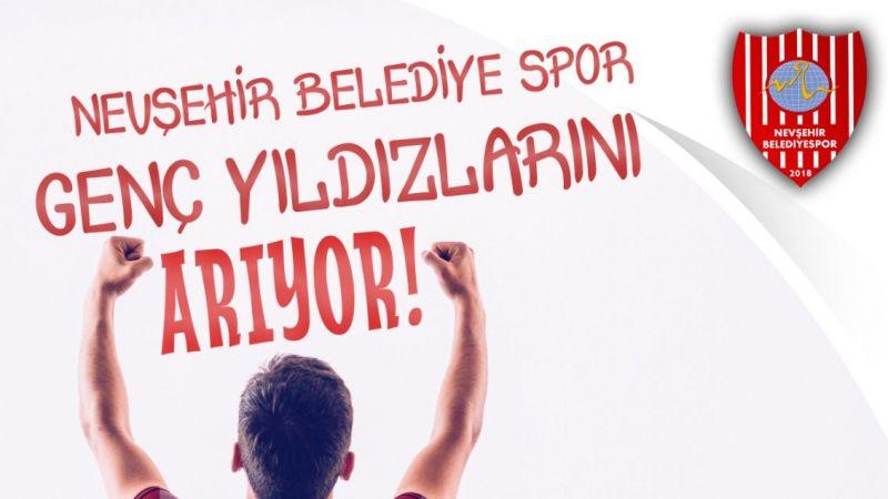 Nevşehir Belediyespor'da Futbolcu Seçmeleri Ne Zaman Yapılacak?