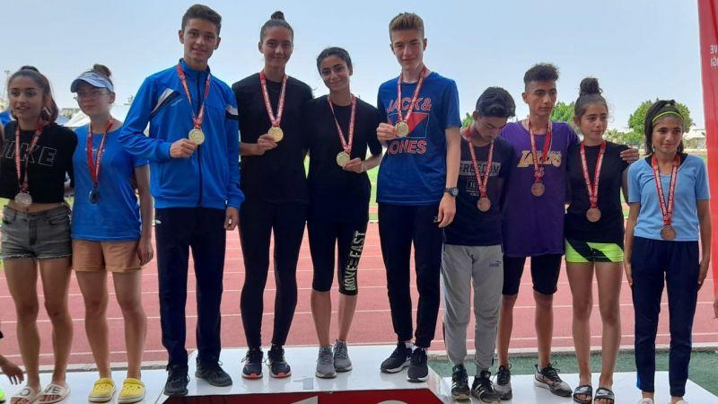 Mersin'den Nevşehir'e Şampiyonlukla Dönüyorlar!