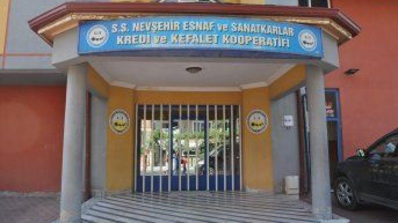 Nevşehir Esnaf Ve Sanatkarlar Kredi Kefalet Kooperatif Başkanlık Seçimi Yapılacak