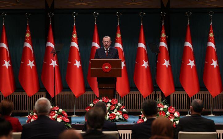 Erdoğan, 2021'de İhracatta Tüm Zamanların Rekorunu Kıracağız