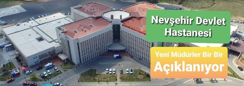 İşte Devlet Hastanesine Yapılan Yeni Atamalar
