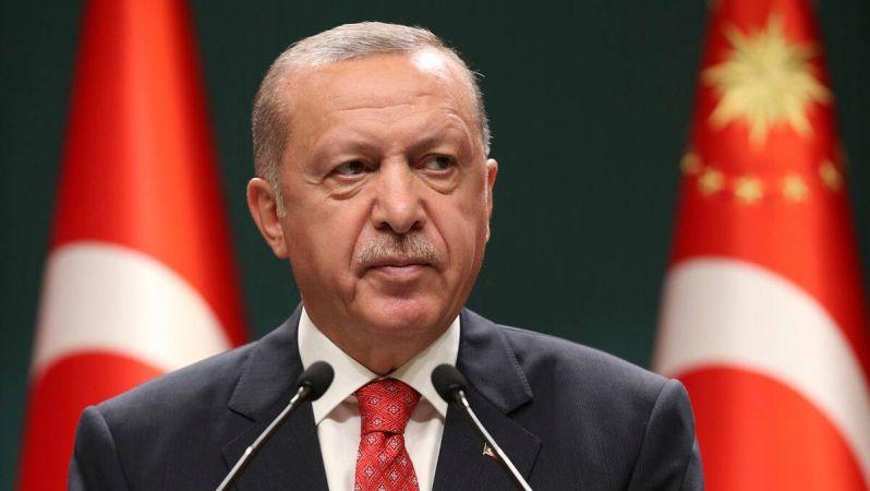 Cumhurbaşkanı Recep Tayyip Erdoğan Millete Seslendi