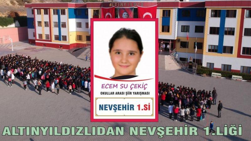 Altınyıldız'dan Nevşehir 1.Liği