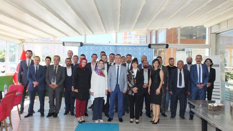 Nevşehir Deva Partisi İl Başkanı Atabay Kurban Bayramını Kutladı