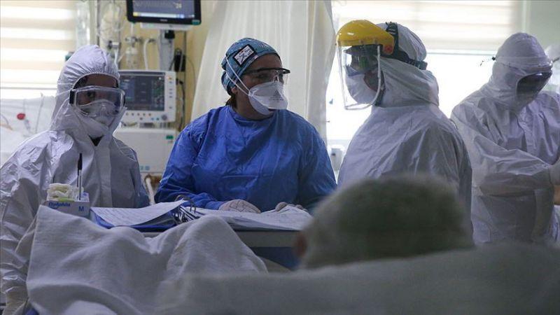 Korona Virüsten Vakalar ve Hayat Kayıpları Artıyor