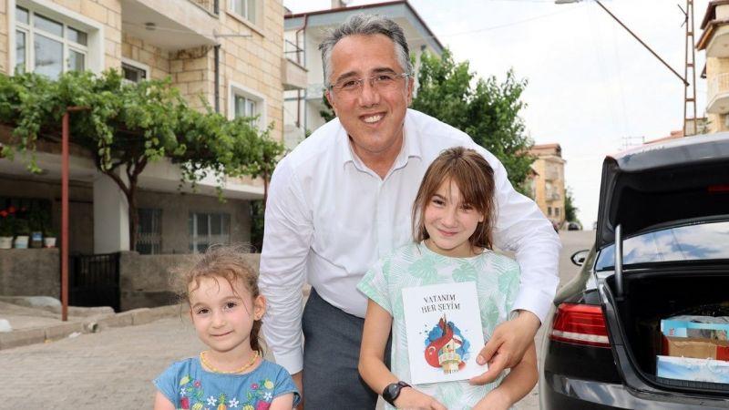 Belediye Başkanı Mehmet Savran'dan  Bayram Ziyareti