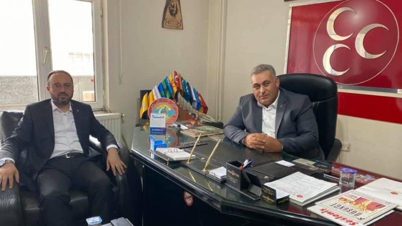Cumhur ittifakı MHP'de buluştu