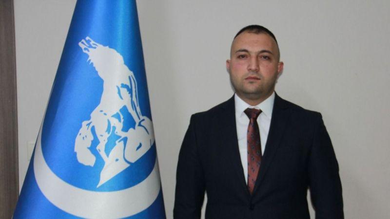 Nevşehir Ülkü Ocakları Başkanı Ali Türker'den Teşekkür Mesajı