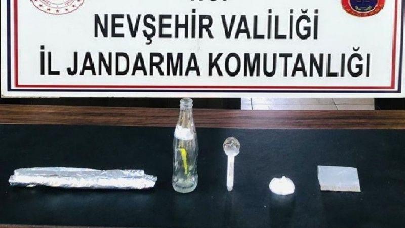 Ürgüp'te Uyuşturucu Operasyonu: 1 Gözaltı