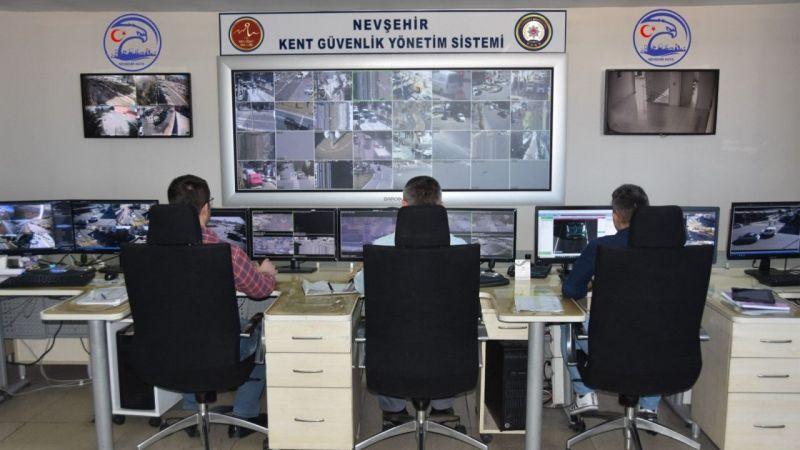 Nevşehir'e Bayram Boyunca 1 Milyon 782 Bin 909 Araç Giriş Çıkışı Oldu