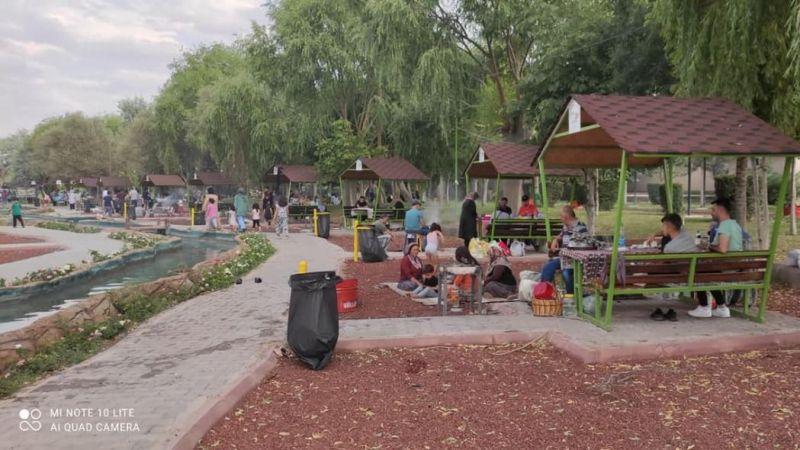 Nevşehirli Piknikçiler Bayramda Gülşehir'e Akın Etti
