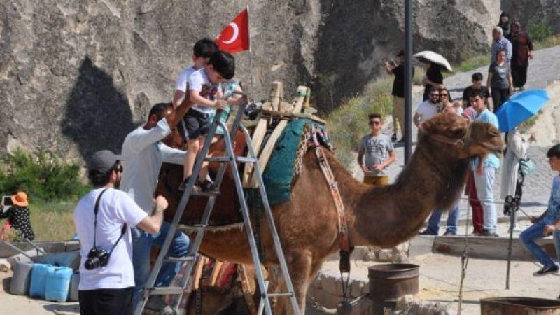 Kapadokya'da Bayram Şimdi Bayram Oldu
