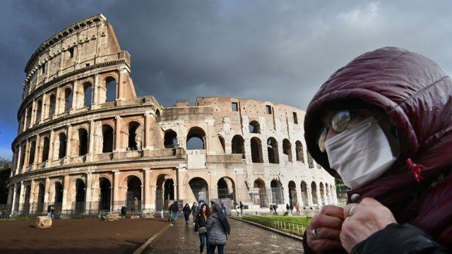 İtalya'da Son 24 Saatte 3 Bin 117 Yeni Vaka