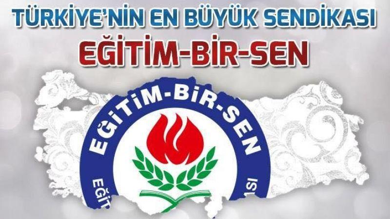 Eğitim-Bir-Sen Nevşehir Şube Başkanlığından Açıklama