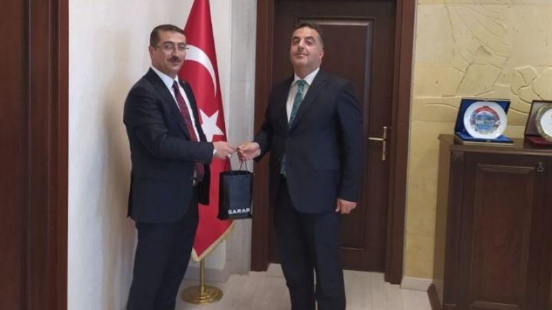 Nevşehir E Tipi Kapalı Ceza İnfaz Kurumu Müdürü Gençer Nevşehir'e Veda Etti