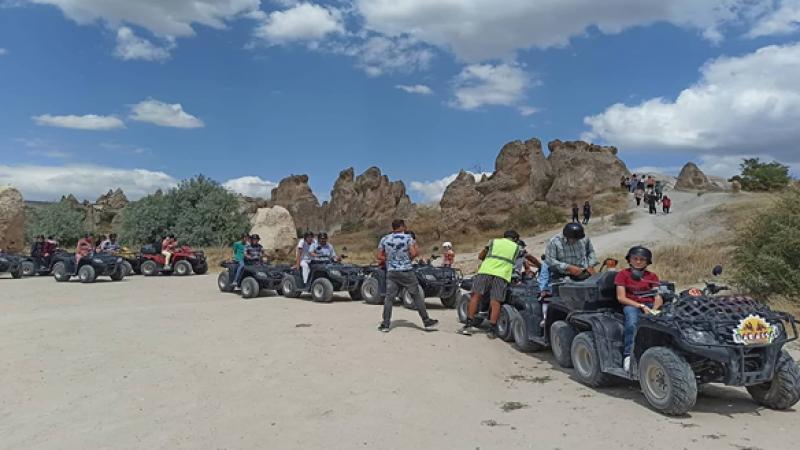 Özel Eğitim Okulu Öğrencileri İlk Kez ATV'ye Bindi