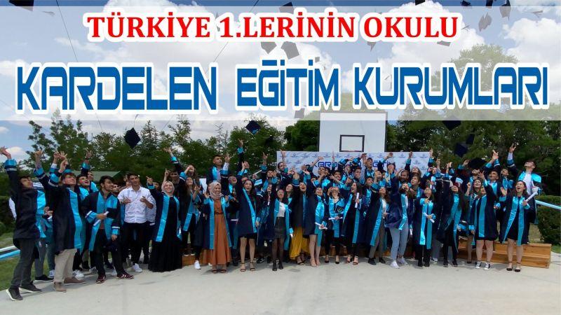 Türkiye 1.lerinin Okulunda Gelenek Bozulmadı!