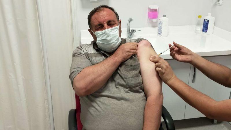 """Görbir'den """"Haydi Nevşehir Aşı Olmaya"""" Çağrısı"""