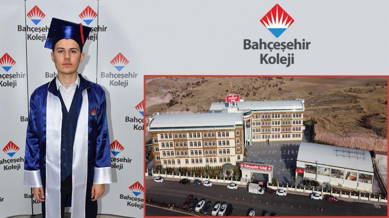 İlk Yılında Bahçeşehir Koleji Nevşehir Kampüsü'nden Büyük Başarı