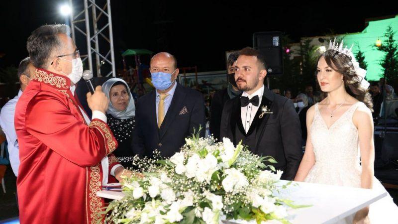 Başkan Selim Özmen'den Düğüne Katılan Herkese Teşekkür Mesajı