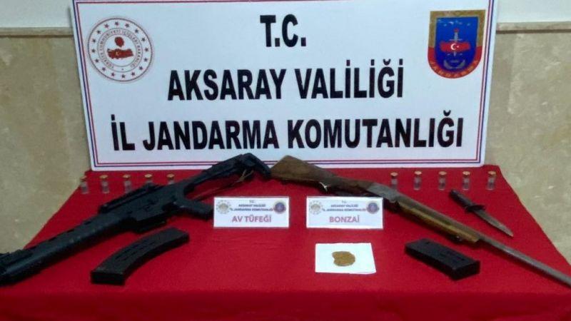 Aksaray Komşu İlde Uyuşturucu Ticaretinden Gözaltı Operasyonu