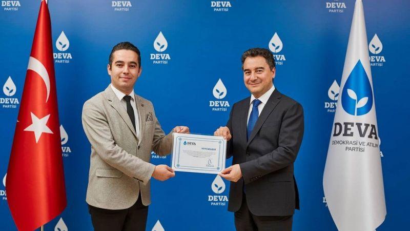 DEVA Partisi Nevşehir İl ve Merkez İlçe yönetimi görevden alındı
