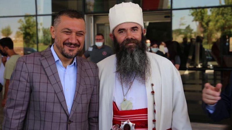 Nevşehir Yönetimi Hünkar Hacı Bektaş Veli'nin Vefatının 750. Yıl Dönümü Etkinliklerini Konuştu