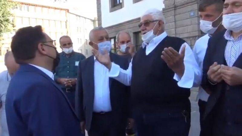Nevşehir'e Bir Kafile de Afyonkarahisar'dan!