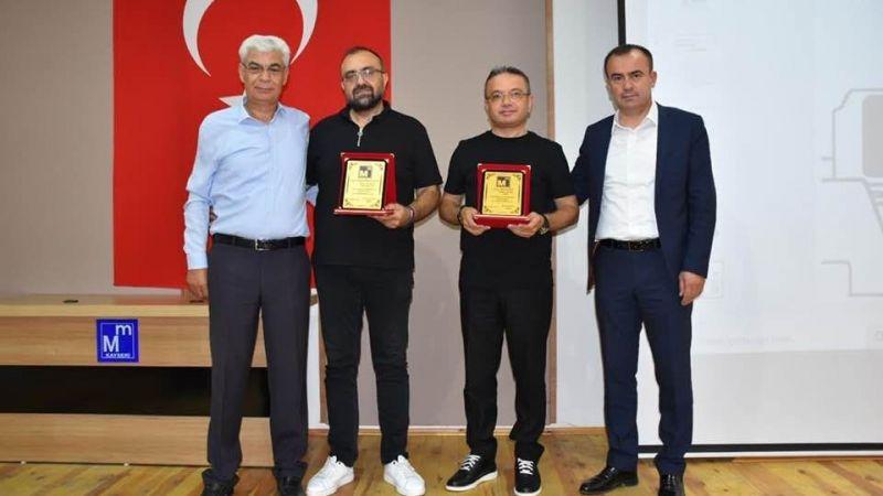 Başkan Arslan Kayseri'de Seminere Katıldı