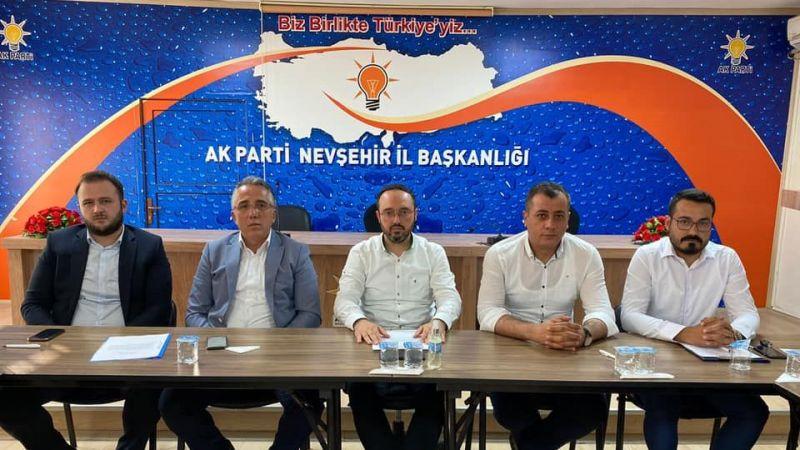 AK Parti Grup Toplantısı Yapıldı!