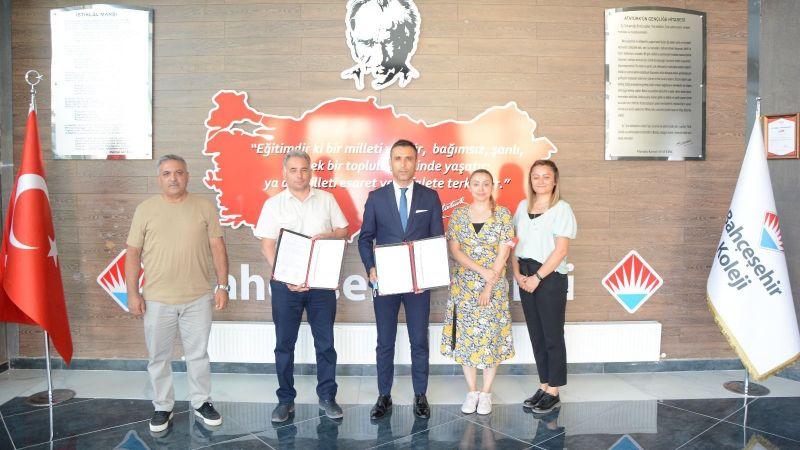 Bahçeşehir Koleji'nden Spora ve Sporcuya Tam Destek