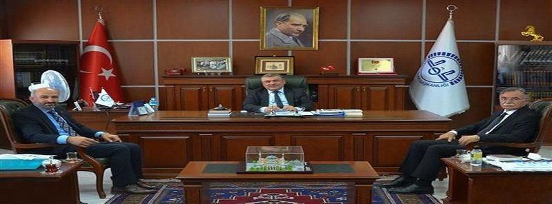 Altunkaya'ya Başkan Yavuzyiğit'ten Ziyaret