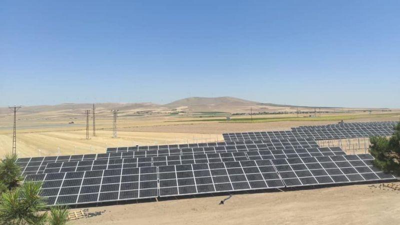 Hacıbektaş'ta Güneş Enerji Santrali Sevinci Yaşanıyor