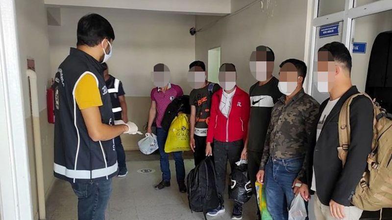 Nevşehir Emniyetinin Göçmen Kaçakçılığıyla Mücadelesi Sürüyor!
