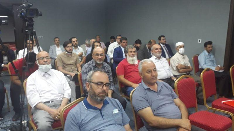SP'de İl Başkanları ve İl Müfettişleri Toplantısı Düzenlendi