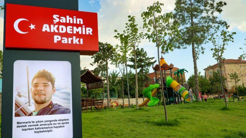 Orman Yangınlarında Mücadele Eden Şahin Akdemir'in Adı Nevşehir'de Yaşatılacak