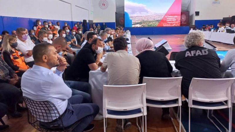 Milletvekili Açıkgöz Manavgat'ta Basın Bilgilendirme Toplantısına Katıldı