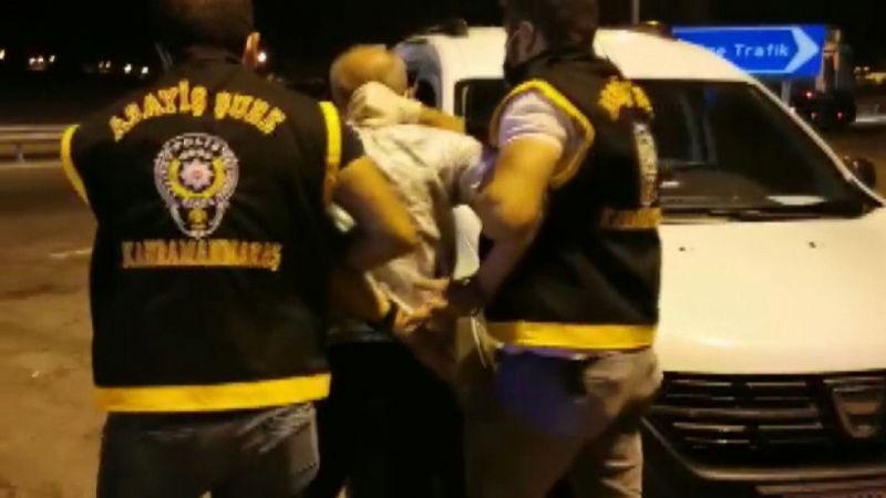 Gezici Hırsızlar Kahramanmaraş'ta Yakalandı
