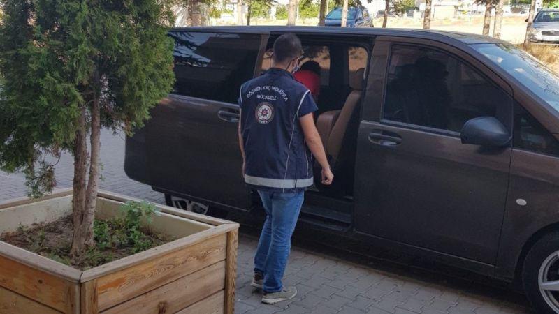Nevşehir'de Bir Haftada 9 Yabancı Uyruklu Şahsa İşlem!