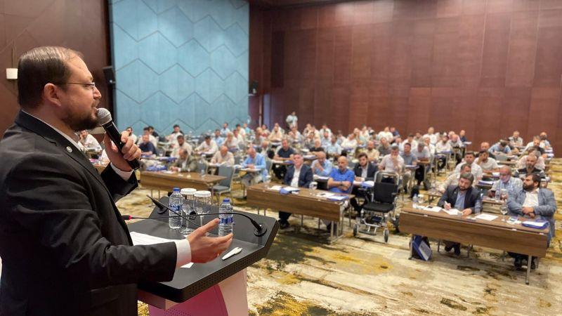 AGD Ağustos Ayı Şube Sorumluları ve Şube Başkanları Toplantısını Gerçekleştirdi