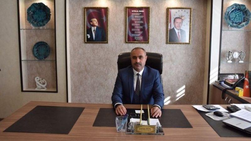 İl Genel Meclisi Başkanı Dinç Hicri Yılbaşı ve Muharrem Ayı'nı Kutladı