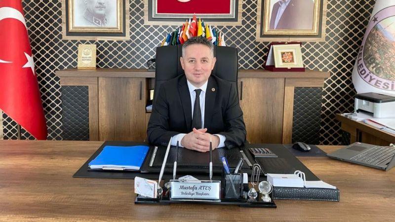 Başkan Ateş Hicri Yılbaşı'nın Hayır Getirmesini Temenni Etti