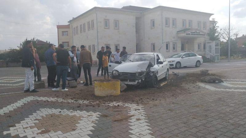 Acıgöl'de Trafik Kazası!