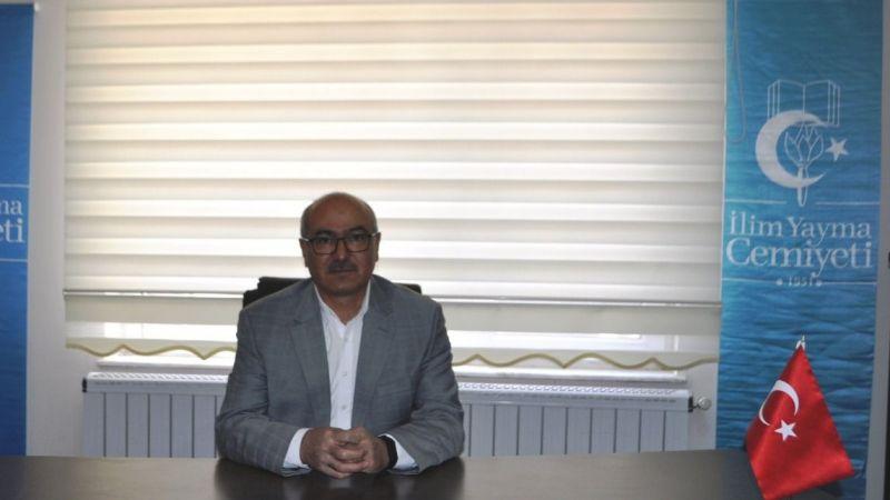 İYC Başkanı Özdemir'den Hicri Yılbaşı ve Muharrem Ayını Kutlama Mesajı