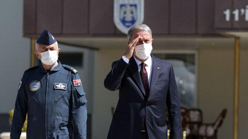 Milli Savunma Bakanı Akar'dan Önemli Ziyaret