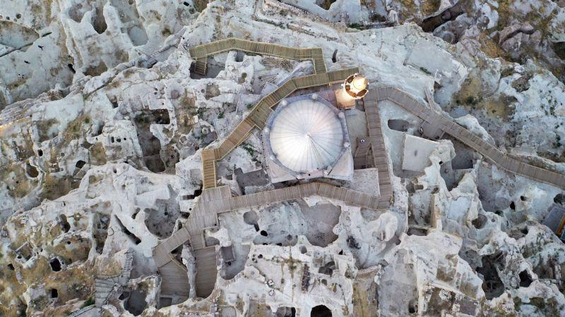 Kayaşehir'de Yeni Mekanlar Turizme Kazandırılıyor