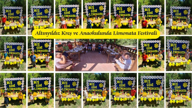 Özel Altınyıldız Kreş ve Anaokulunda Festivaller Devam Ediyor