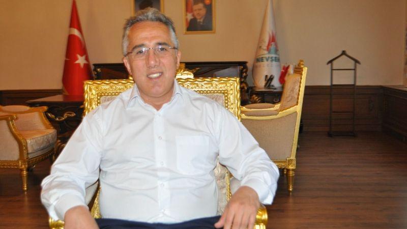 Nevşehir Belediye Başkanı Savran Su Altyapısı Hakkında Konuştu