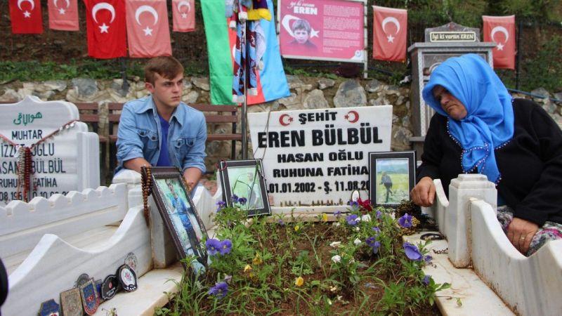 Şehit Eren Bülbül'ün Hayatı Film Oluyor