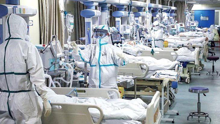 Son 24 Saatte Koronavirüsten 128  Kişi Vefat Etti